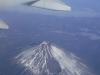 1日目・富士山上空