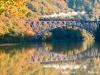 只見線 第一只見川橋梁
