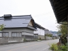 会津面川の町並